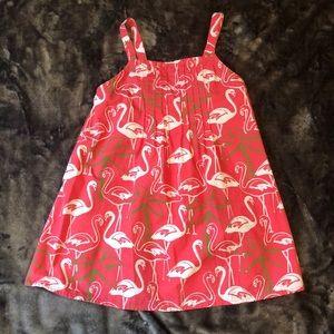 Gymboree flamingo tank top size 10